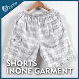 Inone 092 Mens nada Shorts ocasionais da placa das calças curtas