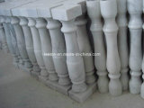 Balaústre, coluna e balaustrada de granito de alta qualidade