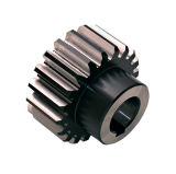 양극 처리를 가진 정밀도 기계로 가공 주문품 알루미늄 기어