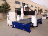 第2 3D彫版および製粉のための木製CNCのルーター機械