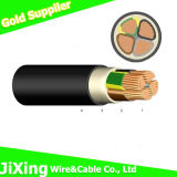 электропитание Cable 0.6/1.1kv Copper PVC/XLPE Insulated Underground Tape Armoued