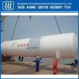 ASME vacío GB Polvo Tanque de almacenamiento de LOX Ln2 Lin LCO2 GNL