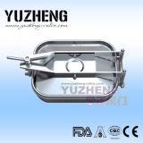 Constructeur rond sanitaire de trou d'homme de Yuzheng