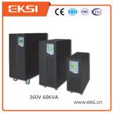 UPS in linea a bassa frequenza di 360V 60kVA con la scheda dello SNMP facoltativa