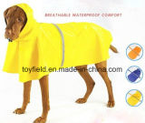 L'animal familier vêtx l'imperméable imperméable à l'eau de crabot de Coldproof