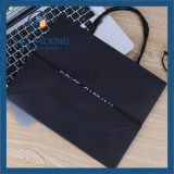 Twist Handle (CMG-MAY-050)のFashion Clothingのための白黒クラフトPaper Bag