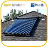 Coletor térmico solar novo do tubo de vidro do projeto 2016