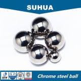 Stahlkugel Suj2 der niedriger Preis-reibende Stahlkugel-100cr6 52100