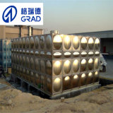 De nieuwste Tank van de Opslag van het Water van het Roestvrij staal voor Beste Prijs
