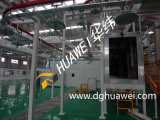 Auto-Metalteil-Puder-statischer Spray-Produktionszweig