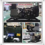 100kVA/80kw раскрывают тип тепловозный комплект генератора с двигателем Perkins