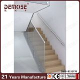 Pasamano de cristal de la escalera del balcón de la casa moderna (DMS-B21217)