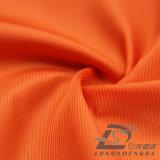 agua de 50d 300t y de la ropa de deportes tela tejida chaqueta al aire libre Viento-Resistente 100% del filamento del poliester del telar jacquar de la tela cruzada abajo (53121)