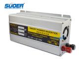 Inversor de la energía solar de la visualización de LED de Suoer 1000W 12V con el CE RoHS (STA-E1000A)
