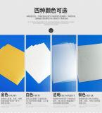 Tarjeta transparente del PVC que hace la hoja material del plástico A4