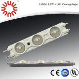 Módulo Epistar 2835 SMD LED para hacer publicidad muestras de la luz