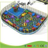Profissional Indoor Gymnastic Jump Slam Dunk Trampoline Park Builder
