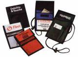 Raccoglitore del collo del regalo della carta di credito di identificazione della scheda del PVC