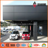 Ideabond 1220*2440mm PVDF Aluminium Composite Panel für Exterior Usage