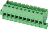 기구 (WJ2EDGGB-5.08)를 위한 플러그 접속식 Pluggable 끝 구획 연결관