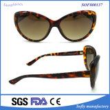 Mariposa retra Eyewear del ojo de gato de los vidrios del recorrido de la manera de la vendimia de las mujeres UV400
