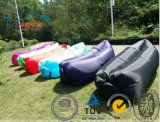 空気ソファーの膨脹可能なLoungerの空気寝袋