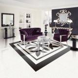 Cristal Blanco Doble Carga de materiales de construcción pulido vitrificado Porcelana piso de cerámica y azulejos de la pared