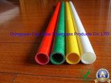 高い伸縮性および防蝕ガラス繊維の管