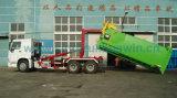 Camion di immondizia di Sinotruk HOWO 6X4 Hooklift