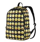 Zaino interessante di Emoji dei capretti