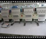 Gebruikt 2/4/6/8 Machine van het Borduurwerk van Hoofden GLB voor Borduurwerk cap&T-Shirt&Flat 8 van het Hoogste van de Wijsheid Duim Scherm van de Aanraking voor Vlak GLB, Schoenen, het Gebeëindigde Borduurwerk van het Kledingstuk