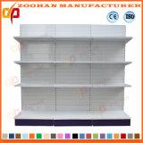 高品質の鋼鉄陳列台のスーパーマーケットの棚(ZHs602)