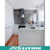 Mobília clássica luxuosa padrão australiana dos gabinetes de cozinha (AIS-K093)