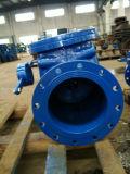 Válvulas de verificação BS5153 assentadas metal com alavanca e peso