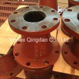 Ajustage de précision de pipe étirable de fer d'Awwa C100