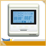 Programmable settimanale Floor Heating Thermostat in Room Temperature Controller Thermometer