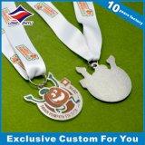 Inner-Form-eindeutige Medaillen mit kundenspezifischem Farbband