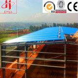 Структура полуфабрикат низкой стоимости стальная для пакгауза