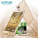 Gfive Gpower3 Сотовый Телефон, Мобильный Телефон, Смартфон с 4180 MAh Долгосрочнымй Резервным Времением