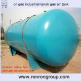Tanque gás-ar T-52 dos tanques industriais do petróleo e do gás