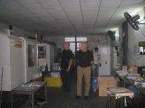 Филировальная машина CNC точности для обрабатывать прессформы