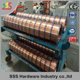 銅の上塗を施してある二酸化炭素のGas-Shielded溶接ワイヤEr70s-6