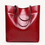 Woman方法PUデザイナー女性トートバックのハンドバッグ