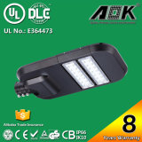 UL Dlc Aproed LED Street Light mit 8 Years Warranty
