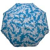205cm Palme Heattransfer Drucken-Strand-Regenschirm