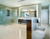 Laminated glassato Tempered Glass Shower per Bathroom