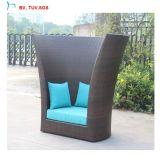 Patio Chair C屋外の庭の家具の現代柳細工のハイエンド王