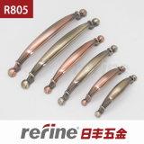 Poignée en alliage de zinc de matériel de meubles (R-805)