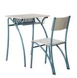 Одиночные стул школы и таблица и стул Trainting мебели класса таблицы