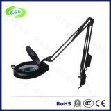 Qualität ESD-Schelle-Vergrößerungsglas-Lampe mit Licht (EGS-200H)